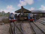 Percy and Ghost