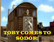 TobyCometoSodor!TitleCard