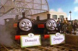 DonaldandDouglas'Nameplates