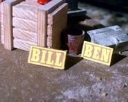 Billandben'snameplates