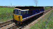 RSC Class 33-1 NSE