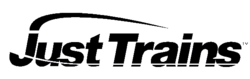 Just Trains logo
