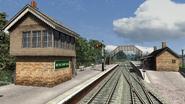 Somerset & Dorset Railway Wincanton