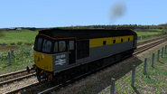 RSC Class 33-0 Engineering Dutch