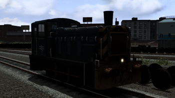 Class 03 Doncaster Works