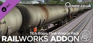 TEA Bogie Tank Wagon Pack RailWorks Add-on Steam header