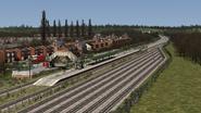 Hedborough North station