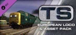 European Loco & Asset Pack Steam header