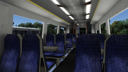 Class 375 passenger view