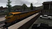 Castle Rock Railroad Castle Rock station