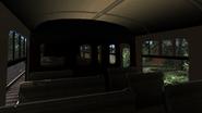 Class 107 passenegr view saloon