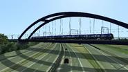 GARL M8 Motorway Bridge