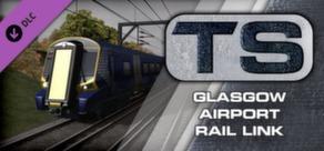 Glasgow Airport Rail Link Steam header