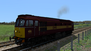 RSC Class 33-0 EWS