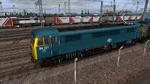 Class 86 profile