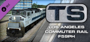 Los Angeles Commuter Rail F59PH Steam header