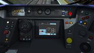 Class 801 cab controls