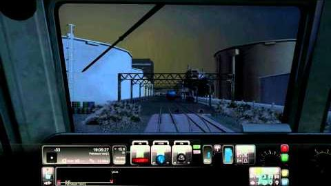 Railworks 2 Career Scenario Walkthrough P1