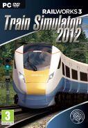 RailWorks 3 Train Simulator 2012 box art