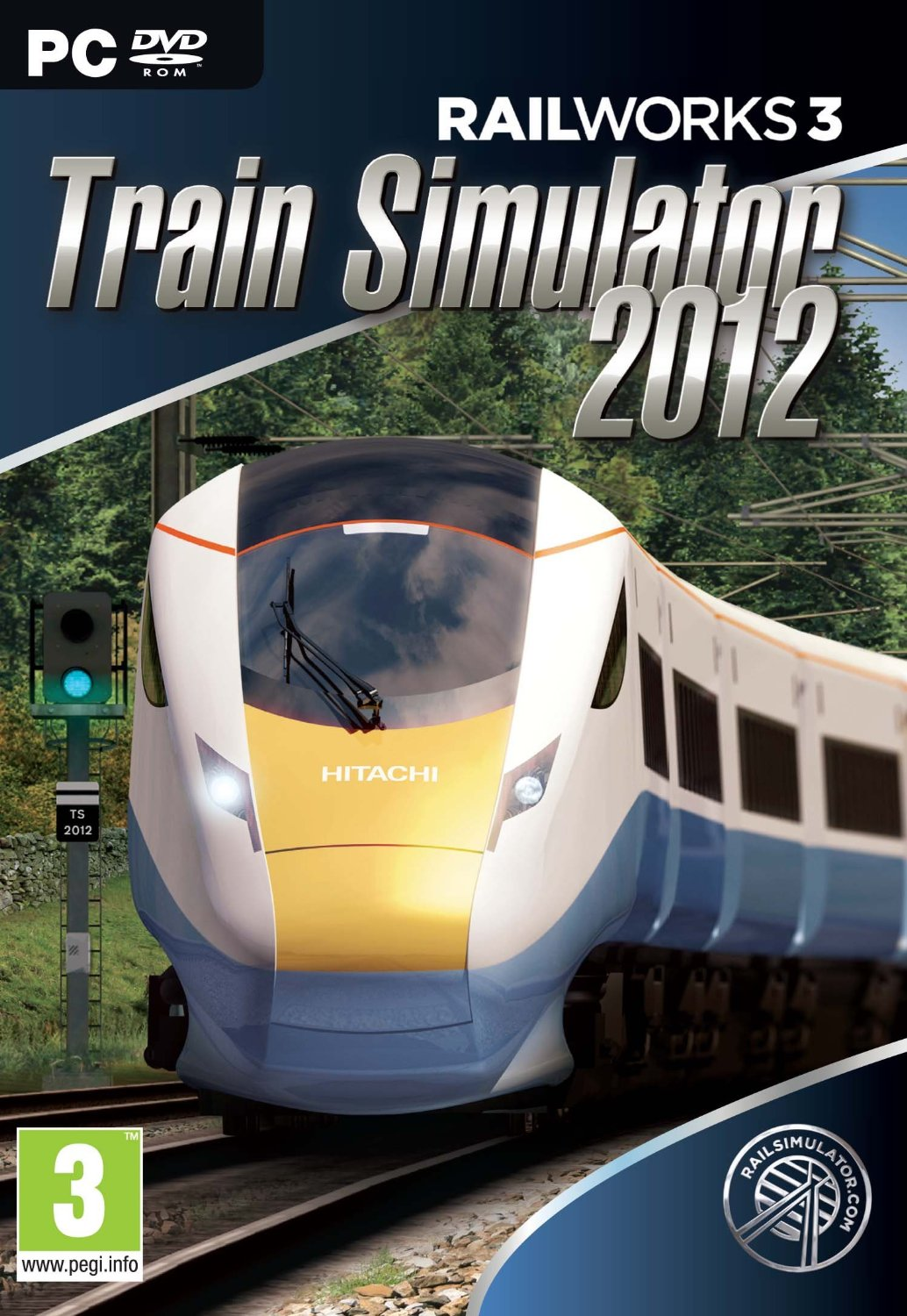 RailWorks 3: Train Simulator 2012 | Railworks Wiki | FANDOM powered