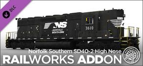 Sd40-2-highnose