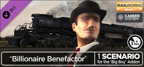 Billionaire Benefactor Steam header