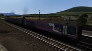 Class 158 Settle to Carlisle Northern Rail profile