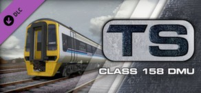 Class 158 DMU Add-On Steam header