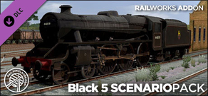 Black Five Scenario Pack 1 Steam header