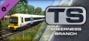 Sheerness Branch Steam header