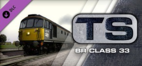 BR Class 33 Loco Add-On Steam header