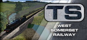 West Somerset Railway Route Add-On Steam header