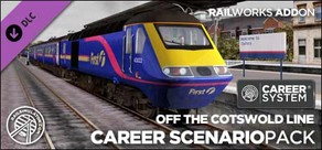 Off the Cotswold Line Career System Scenario Pack Steam header