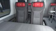Class 801 passenger view