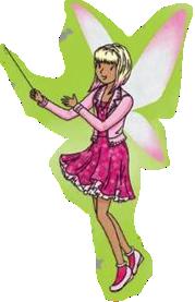Layla the Cotton Candy Fairy | Rainbow Magic Anime Wiki ...