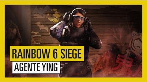 Tom Clancy's Rainbow Six Siege - Blood Orchid Agente Ying-0