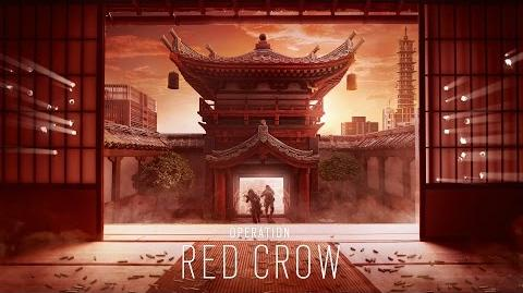Tom Clancy's Rainbow Six Siege - Mapa Teaser Red Crow