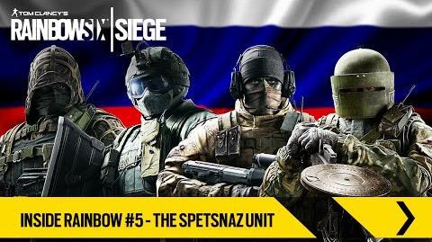 Tom Clancy's Rainbow Six Siege - Unidades de Élite The Spetsnaz ES