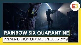 Rainbow Six Quarantine E3 2019 Presentación oficial Ubisoft