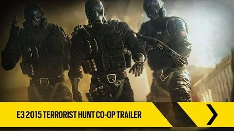 Tom Clancy's Rainbow Six Siege - Oficial – Tráiler cooperativo Caza del terrorista del E3 2015 ES