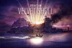 Velvet Shell poster