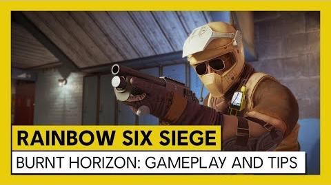 Tom Clancy's Rainbow Six Siege – Burnt horizon Gameplay and Tips