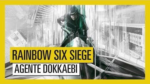Tom Clancy's Rainbow Six Siege - White Noise Agente Dokkaebi