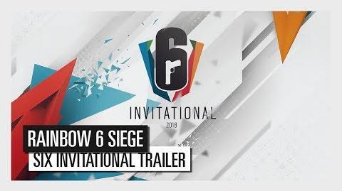 Rainbow Six Siege - Six Invitational Trailer