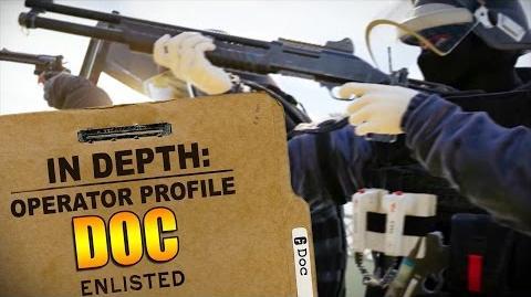 Rainbow Six Siege - Operator Profile DOC