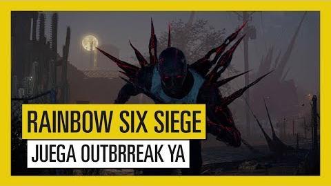 Tom Clancy's Rainbow Six Siege - Juega Outbreak ya