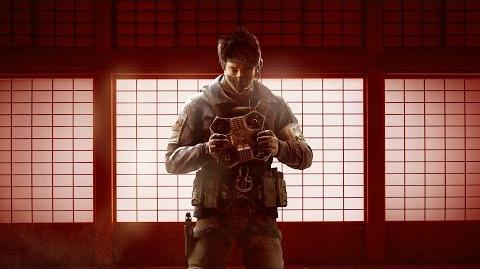 Tom Clancy's Rainbow Six Siege - Agente Echo