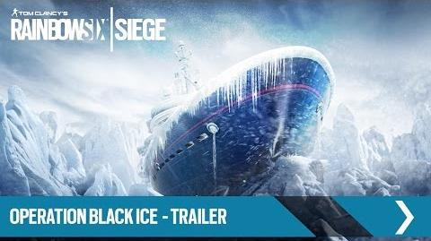 Tom Clancy's Rainbow Six Siege Official - Operation Black Ice ES