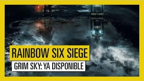 Tom Clancy's Rainbow Six Siege – Operation Grim Sky ya disponible