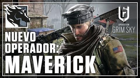 Rainbow Six Siege - Operación Grim Sky Trailer de Maverick